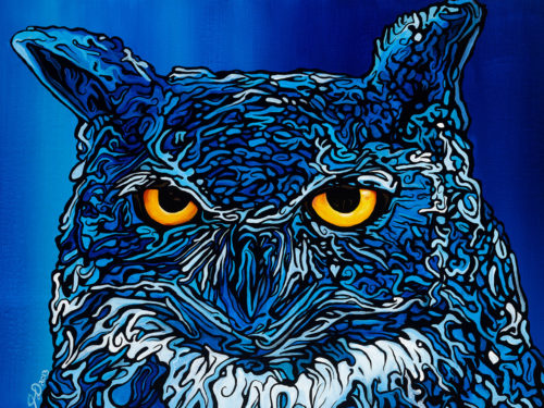 58 Owl Lust p
