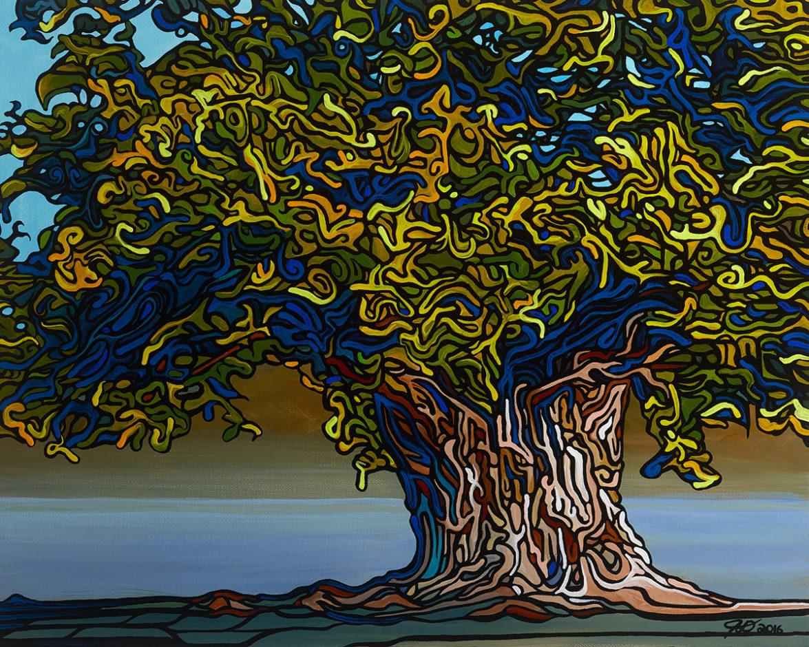 96 Sacred Tree p