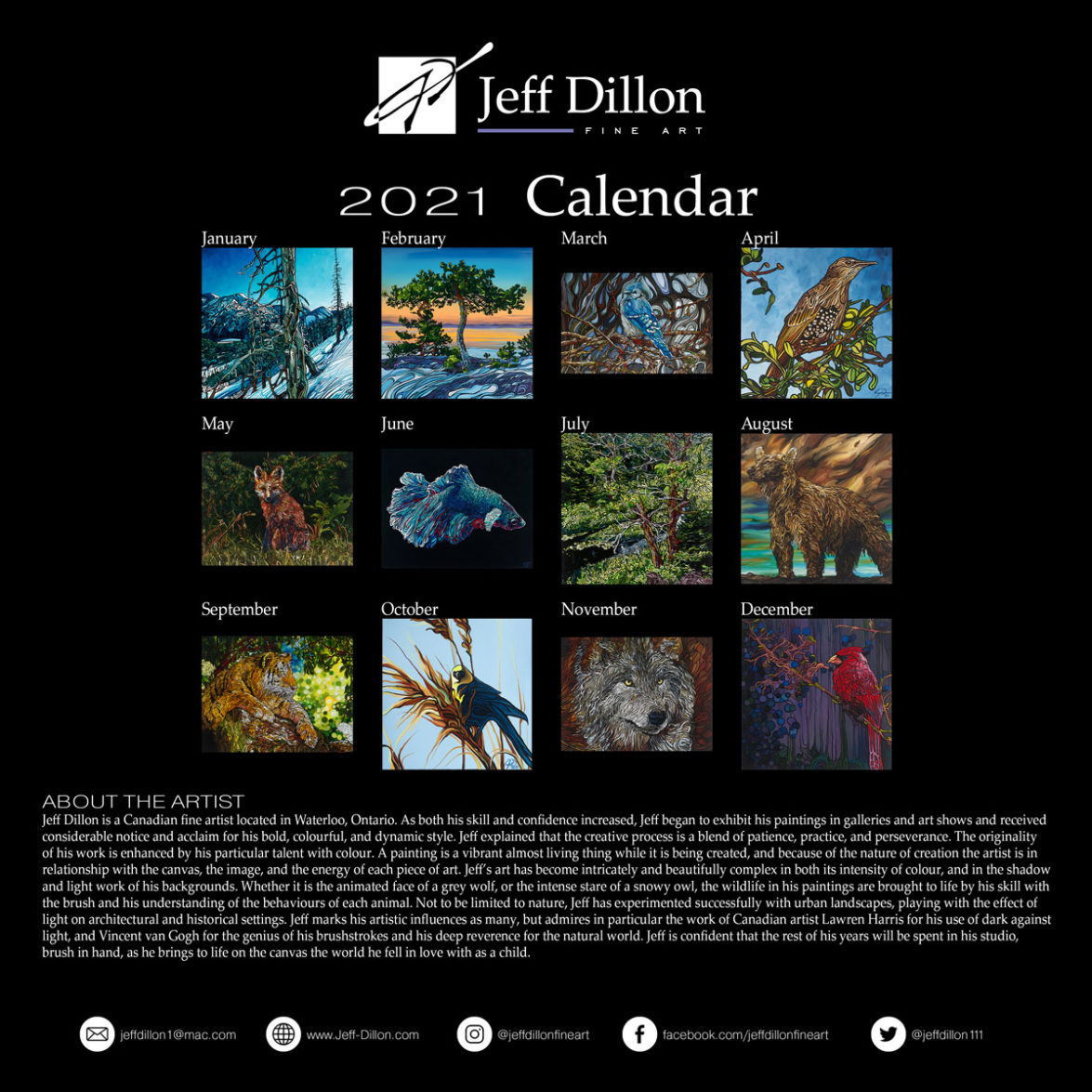 calendar 2021 b